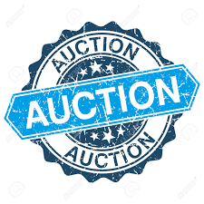 blue-auction-sign
